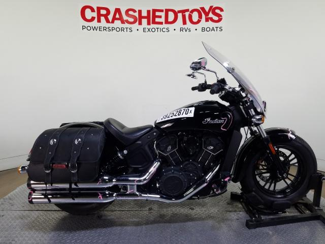 Indian Motorcycle Co. Scout Sixt salvage cars for sale: 2019 Indian Motorcycle Co. Scout Sixt