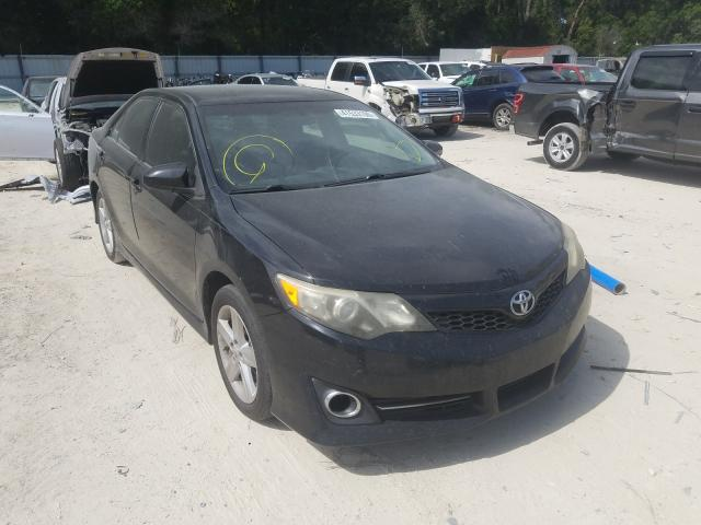 Salvage cars for sale from Copart Ocala, FL: 2012 Toyota Camry Base