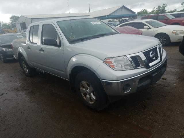 Salvage cars for sale from Copart Pekin, IL: 2010 Nissan Frontier C