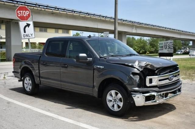 Ford F150 Super salvage cars for sale: 2020 Ford F150 Super