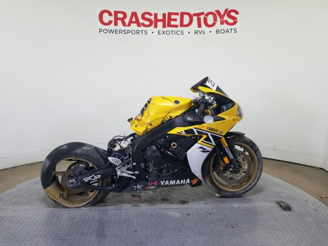 Yamaha YZFR1 salvage cars for sale: 2006 Yamaha YZFR1