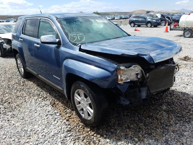 GMC Terrain SL salvage cars for sale: 2011 GMC Terrain SL