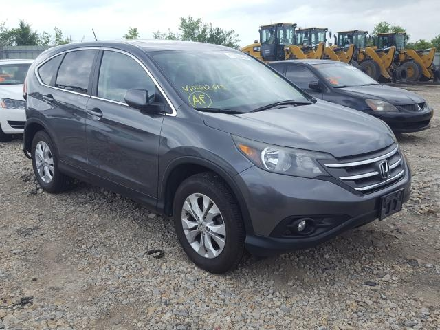 Vehiculos salvage en venta de Copart Kansas City, KS: 2013 Honda CR-V EX