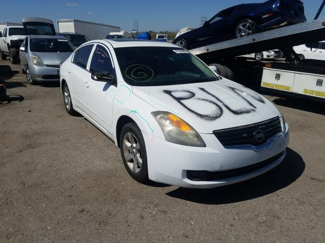 Salvage cars for sale from Copart Tucson, AZ: 2007 Nissan Altima 2.5