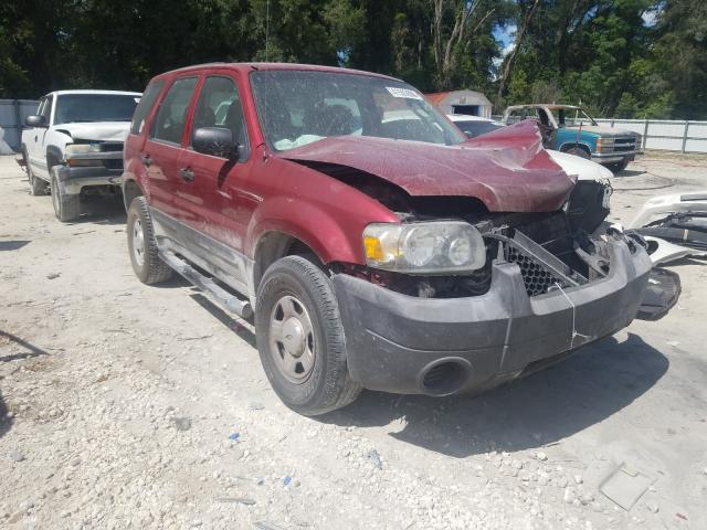 Salvage cars for sale from Copart Ocala, FL: 2006 Ford Escape XLS
