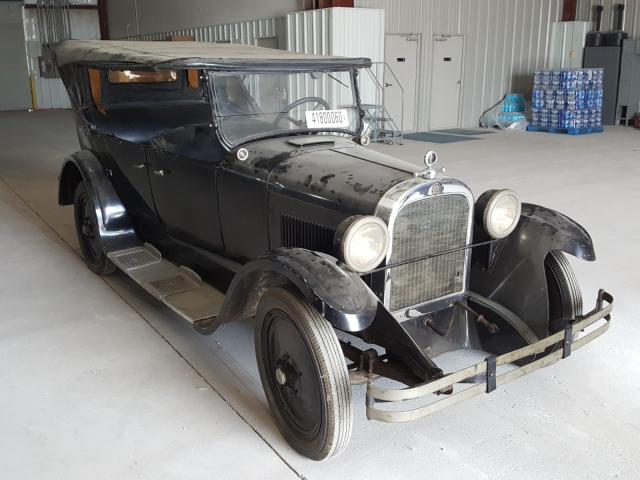 Salvage cars for sale from Copart Haslet, TX: 1926 Dodge Brothers