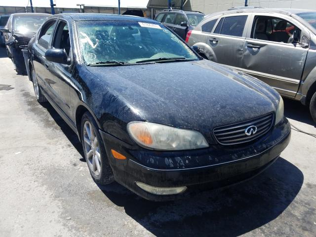 Salvage cars for sale from Copart Anthony, TX: 2002 Infiniti I35