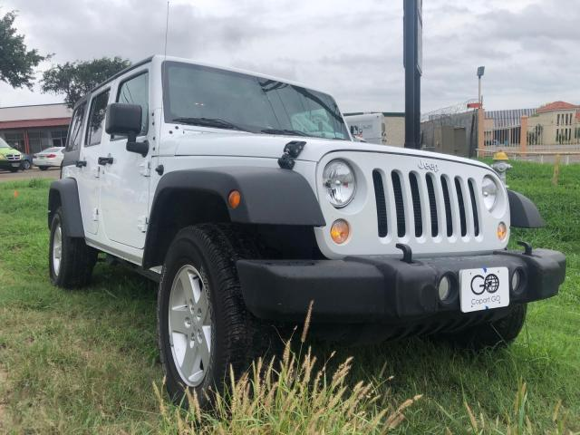 2018 Jeep Wrangler U for sale in Mercedes, TX