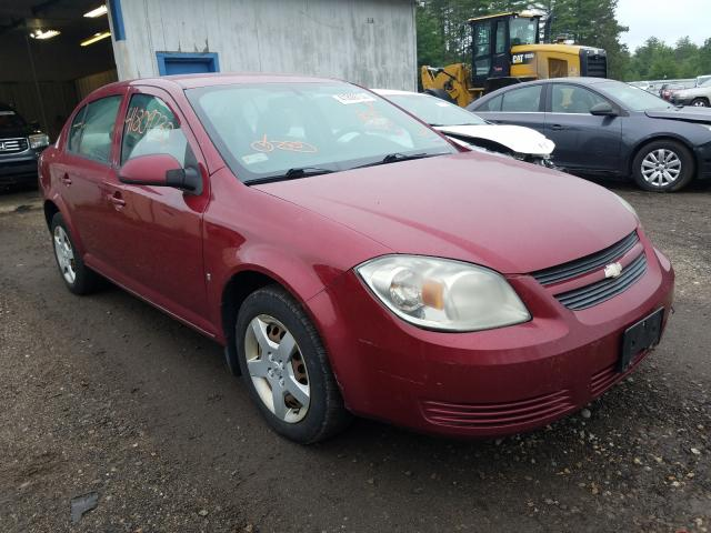 Salvage cars for sale from Copart Lyman, ME: 2008 Chevrolet Cobalt LT