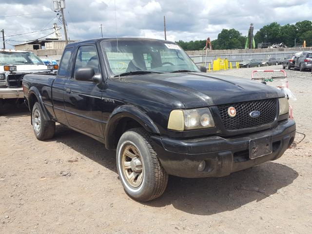 Salvage cars for sale from Copart Hillsborough, NJ: 2003 Ford Ranger SUP