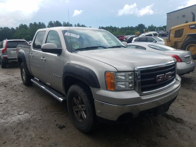 Salvage cars for sale from Copart Mendon, MA: 2008 GMC Sierra K15
