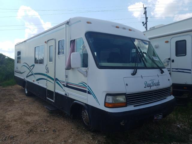 Workhorse Custom Chassis Motorhome salvage cars for sale: 1999 Workhorse Custom Chassis Motorhome