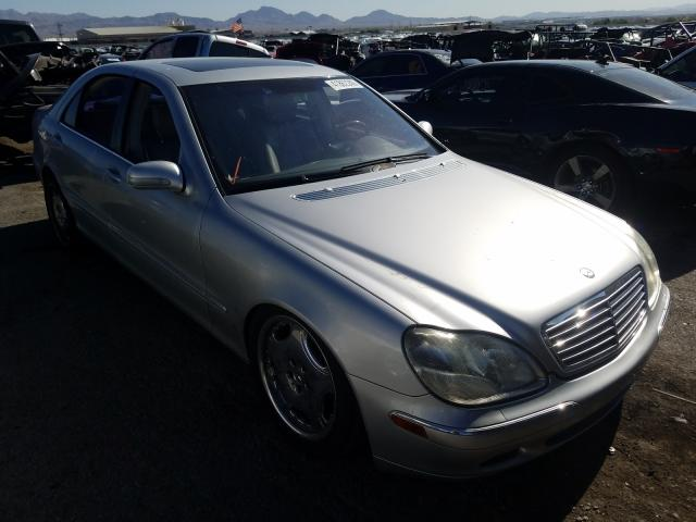 Mercedes-Benz Vehiculos salvage en venta: 2001 Mercedes-Benz S 500