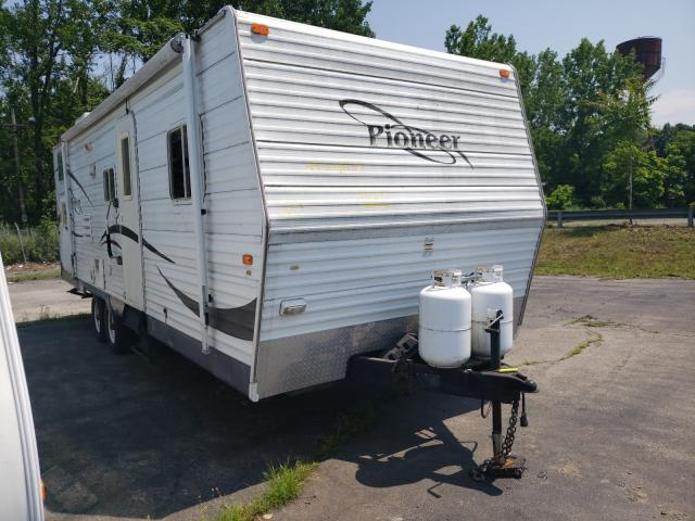 Pioneer Trailer salvage cars for sale: 2007 Pioneer Trailer