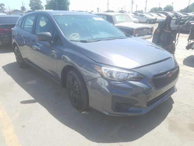 Subaru salvage cars for sale: 2018 Subaru Impreza