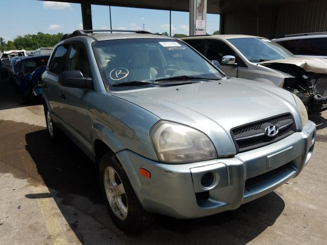 2006 Hyundai Tucson GL for sale in Fort Wayne, IN