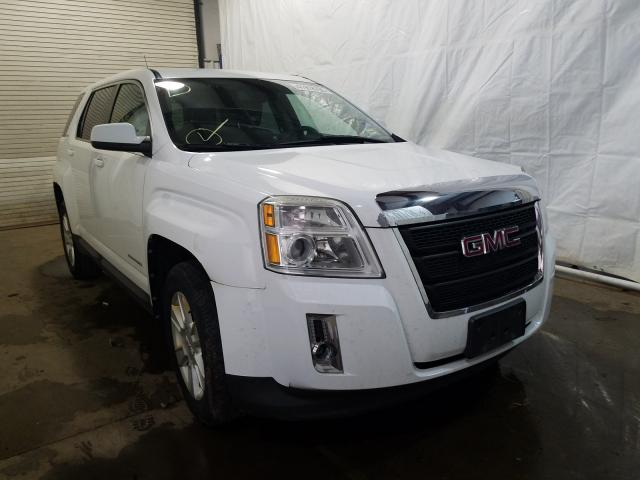 Salvage cars for sale from Copart Central Square, NY: 2012 GMC Terrain SL
