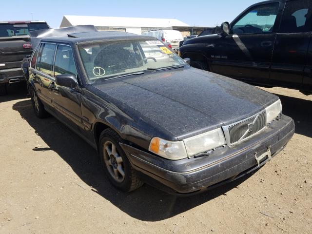 Volvo 960 salvage cars for sale: 1997 Volvo 960
