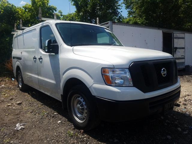 Nissan NV 2500 S salvage cars for sale: 2018 Nissan NV 2500 S