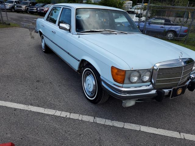 1973 Mercedes-Benz 450 SEL for sale in Harleyville, SC
