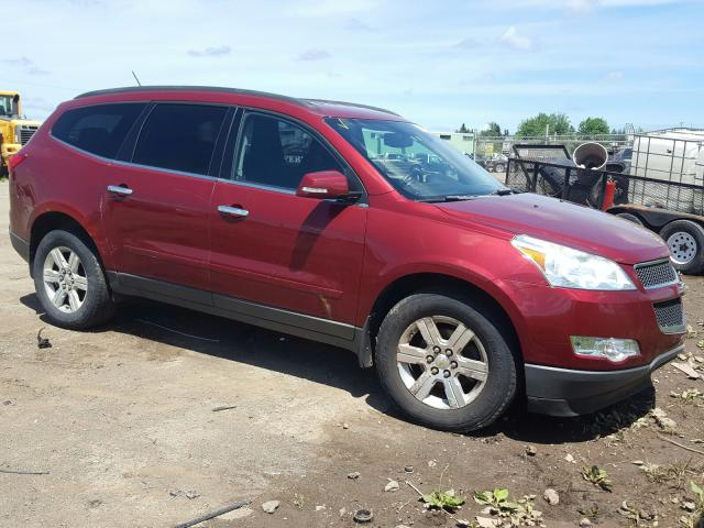 Used 2010 CHEVROLET TRAVERSE - Small image. Lot 42274540
