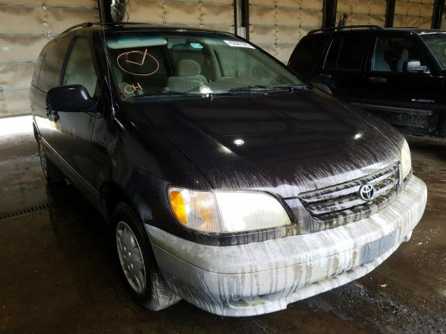2001 Toyota Sienna LE for sale in Graham, WA