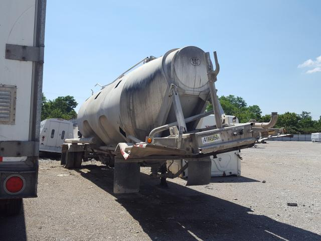 Salvage cars for sale from Copart Lexington, KY: 2007 Heil Tanker