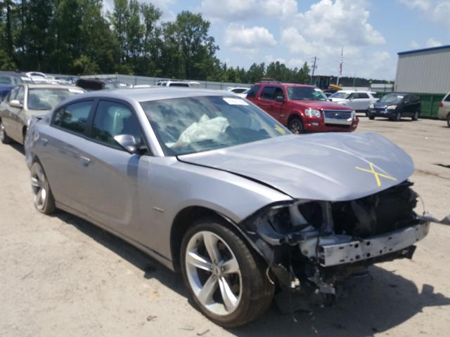 Salvage cars for sale from Copart Harleyville, SC: 2018 Dodge Charger R