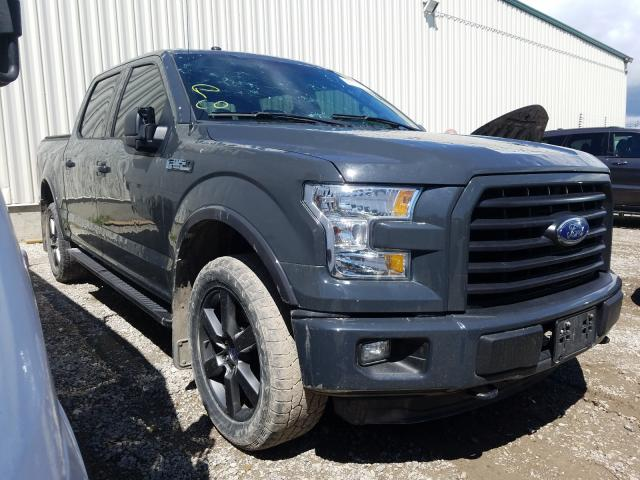 Ford F150 Super salvage cars for sale: 2016 Ford F150 Super
