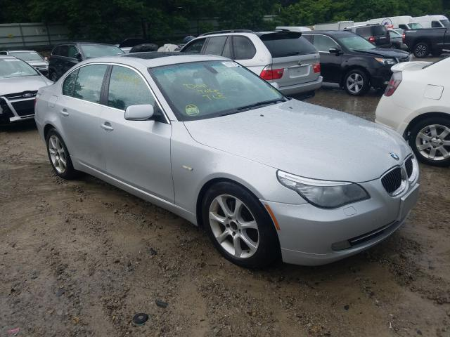 BMW 528 I salvage cars for sale: 2008 BMW 528 I