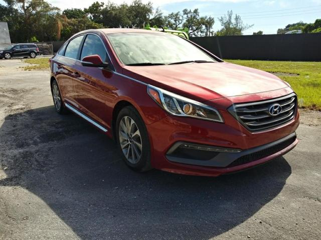 2017 Hyundai Sonata Sport for sale in Opa Locka, FL