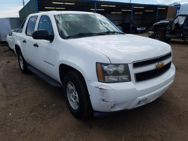 Chevrolet Avalanche salvage cars for sale: 2007 Chevrolet Avalanche