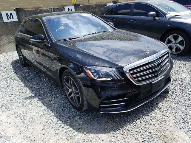 2018 Mercedes-Benz S 560 4matic for sale in Opa Locka, FL