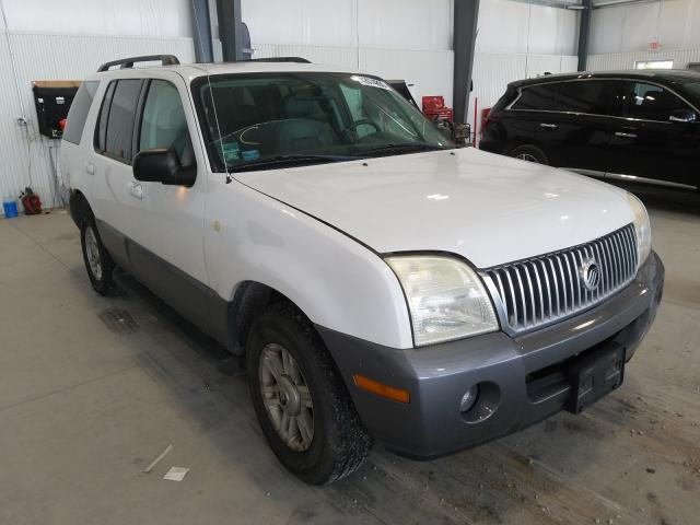 Mercury Mountainee salvage cars for sale: 2003 Mercury Mountainee