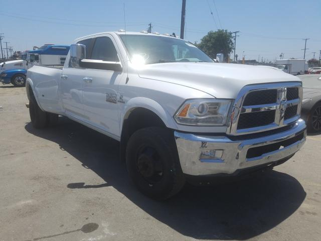 Dodge salvage cars for sale: 2016 Dodge 3500 Laram