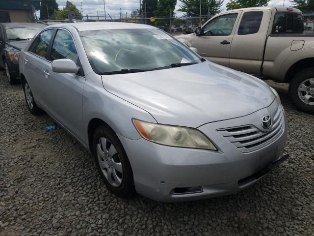 Salvage cars for sale from Copart Eugene, OR: 2007 Toyota Camry CE