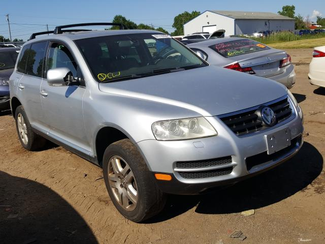 Salvage cars for sale from Copart Columbia Station, OH: 2004 Volkswagen Touareg 4