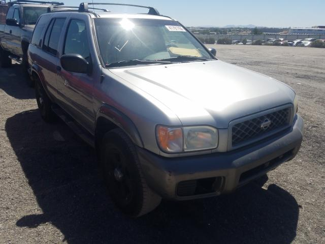 Salvage cars for sale from Copart Reno, NV: 2000 Nissan Pathfinder