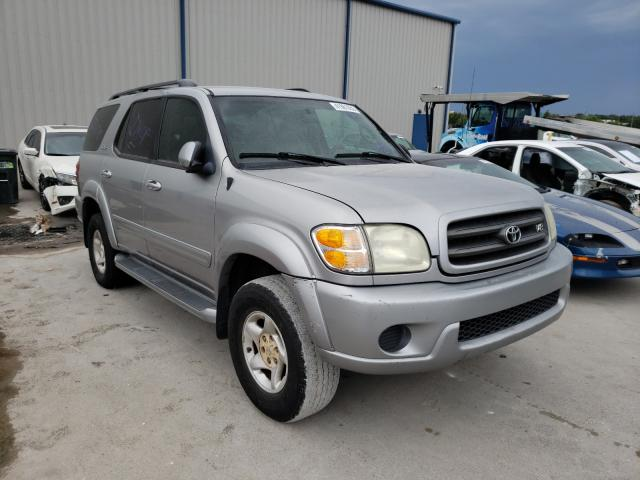 2002 Toyota Sequoia SR for sale in Apopka, FL