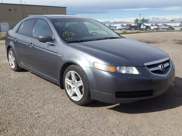 Salvage cars for sale from Copart Rocky View County, AB: 2006 Acura 3.2TL