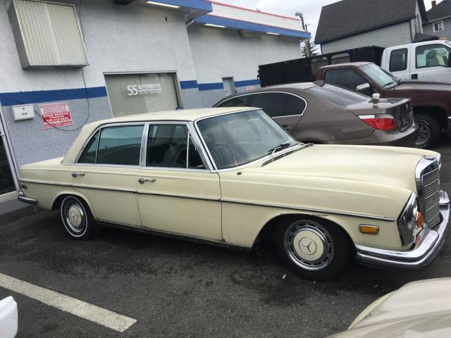 1971 Mercedes-Benz 300 SEL for sale in Arlington, WA