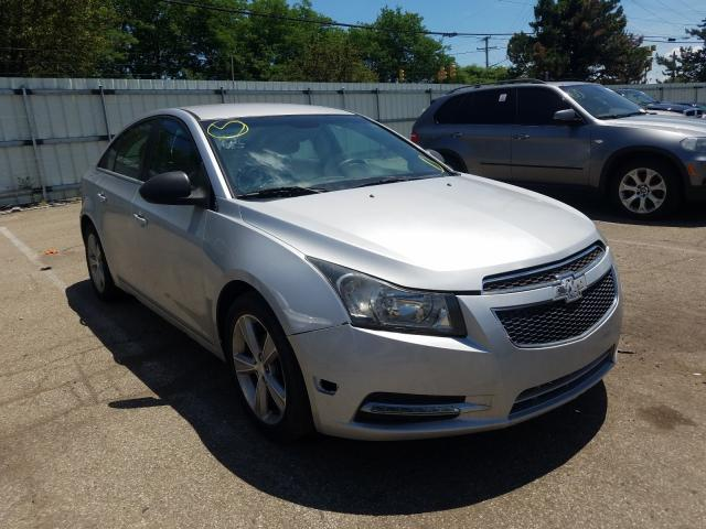 Salvage cars for sale from Copart Moraine, OH: 2012 Chevrolet Cruze LS