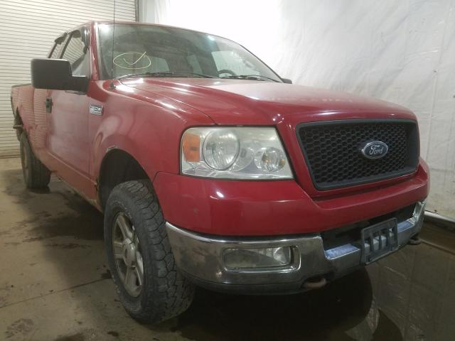 Ford F150 salvage cars for sale: 2004 Ford F150