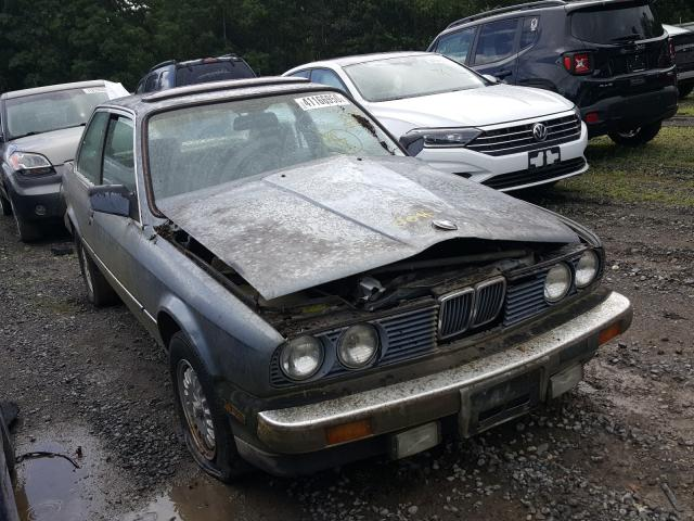 BMW salvage cars for sale: 1986 BMW 325 E Automatic