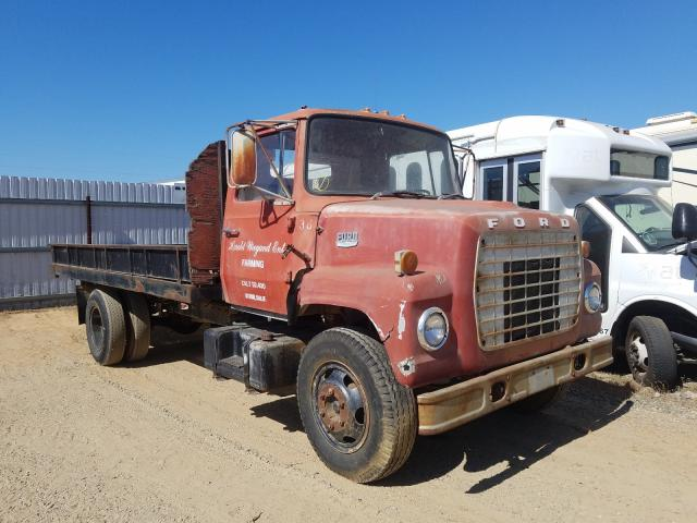 1974 FORD F600