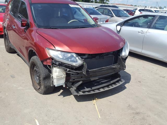 KNMAT2MT5FP504801 2015 NISSAN ROGUE S