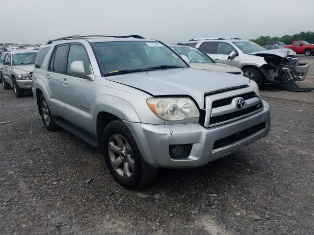 Salvage cars for sale from Copart Madisonville, TN: 2006 Toyota 4runner LI
