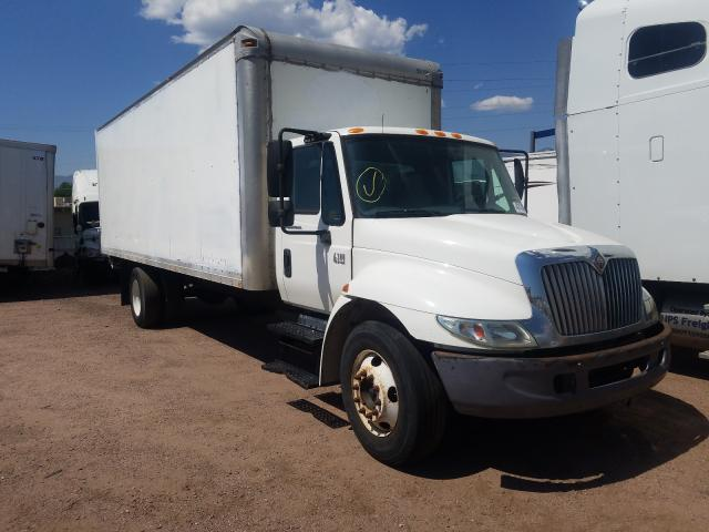 Salvage cars for sale from Copart Colorado Springs, CO: 2006 International 4000 4300