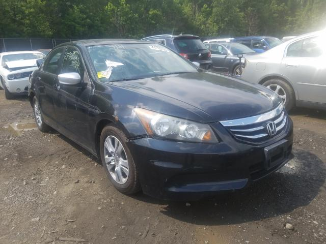 Salvage cars for sale from Copart Waldorf, MD: 2012 Honda Accord SE