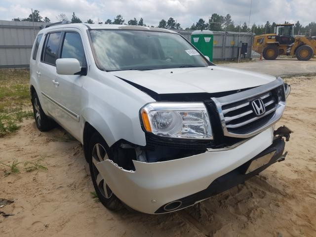 Honda Pilot salvage cars for sale: 2013 Honda Pilot